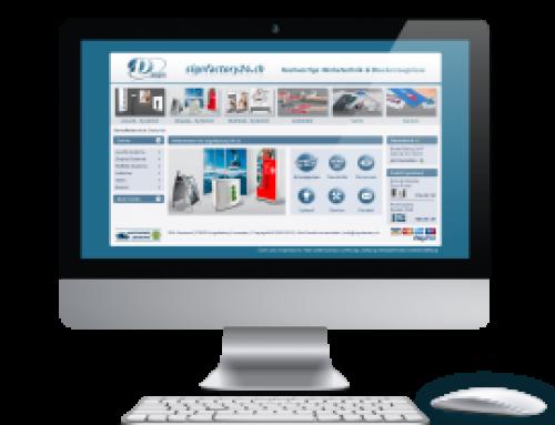 signfactory24.ch Onlineshop