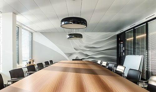 Raumgestaltung & Grossformatdruck von D'SIGN signfactory Limacher in Baar, Kanton Zug